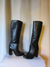 02909544dea5 bottes accessoire diffusion cuir noir pointure 37