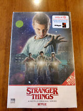 Stranger Things Season 1 One (4K Ultra Hd, & Blu-ray) New! Mail It Tomorrow!