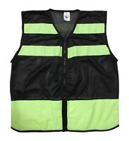Crystal Ace Equestrian High Visibility Reflective Vest