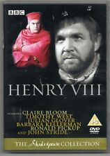 Shakespeare : Henry V111  - Timothy West, Claire  Bloom  (BBC DVD 2005)