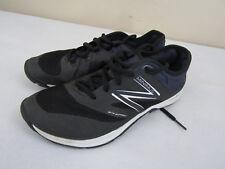 New Balance Mens Minimus Black Mesh Trainers Sneakers 7 Medium (D)