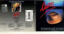 ANTONELLO VENDITTI - Cuore -  CD Oro Digipack