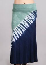 BNWT Summer Tie Dye Stretch Maxi Skirt Casual Size 18 Or XXXL CURVED BY NATURE
