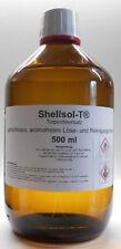 500 ml Shellsol-T®,Terpentinersatz, geruchslos, Lösungsmittel, Pinselreiniger