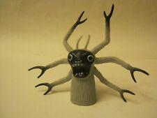 """New Black And Gray Finger Monster """"Rodney"""", Finger Puppet  (026-3)"""