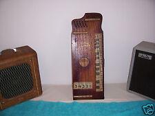 Vintage Pianoette  Ukelin Stringed instrument Mt. Pleasant Iowa  Autoharp Violin