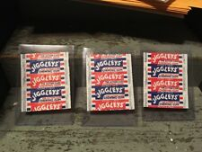 Rare 1950s Brooklyn NYC Jiggleys Western & Circus Action Trading Card wrapper