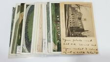Lot of 15 Vintage Harvard University postcards