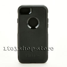 """OtterBox Commuter Dual-Layers Hard Shell Case Cover iPhone 7 4.7"""" Black Used"""