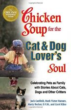 Chicken Soup for the Cat & Dog Lovers Soul: Celeb