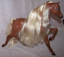 VINTAGE 1991 BARBIE DOLL STAR STEPPER REEBOK DREAM HORSE