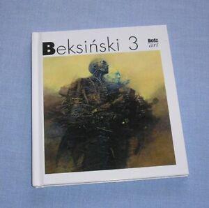 Beksinski 3 - Mini album Zdzislaw Beksiński Painting, Drawing