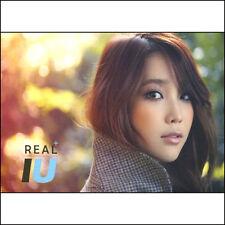 IU - Real+ (3rd Mini Plus Album) Photobook New K-Pop
