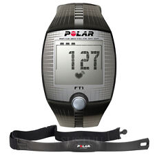 BLACK POLAR FT1 Heart Rate Monitor Sports salute corpo Orologio Con Cinturino Sul Petto