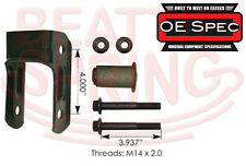 Rear Leaf Spring Shackle Kit for S-10 S-15 Sonoma Bravada Blazer S10 Jimmy