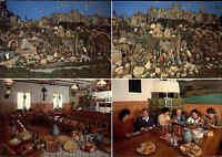 7705 Steißlingen Wiechs Dünnele-Stube Gasthaus Kreuz Werbekarte Reklame ~1970