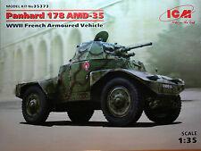 Autoblindo Panhard 178 AMD-35  - ICM art. 35373  - scala 1/35