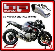 TERMINALE SCARICO HP CORSE HYDROFORM EXHAUST PER MV AGUSTA BRUTALE 910 / 750