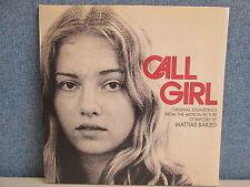 CALL GIRL Rare Mattias Barjed Score 2-LP (2012) Soundtrack of Our Lives/Mindjive