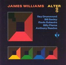 ALTER EGO: JAMES WILLIAMS SEXTET (Sunnyside label) NEW CD
