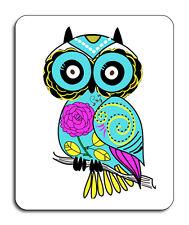 Owl Daughter Mouse Mat - Wildlife
