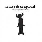 Jamiroquai - Emergency on Planet Earth (2001) Used CD Very Good Condition