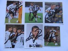 DFB ** signiert ** 1 Panini Sticker Deutschland EM WM aussuchen: Podolski Köln