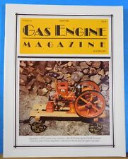 Gas Engine Magazine 1996 April A Rare Tractor WD-40 Novocycle