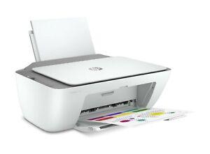 HP DeskJet 2720 3-in-1 Wireless A4 Printer + 2 Months Free Instant HP Ink