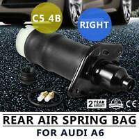 Air Spring Bags for Audi A6 00-06 C5 4b With New Seals Air Suspension