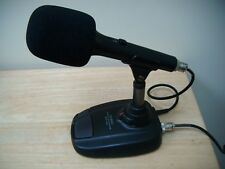 Black Windsock for Base Station Microphone Yaesu MD-100 may fit other makes ES