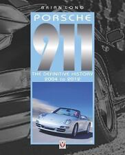 Porsche 911~The Definitive History 2004-2012 Book~997~Specifications~New 2016 HC