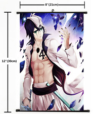 1908 lo último Anime Bleach Poster Pared Scroll Cosplay