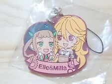 Tales of Series Rubber Strap Elle & Milla Japan Game/1096