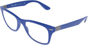 BRAND NEW RAY-BAN LITE FORCE RB 7034 5439 BLUE EYEGLASSES AUTHENTIC FRAME 50-19
