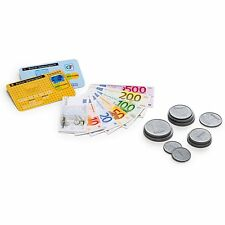 Pretend role play food Erzi play kitchen, shop: Play Money - Notes and Coins