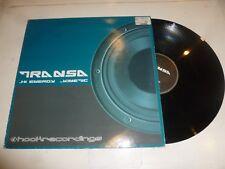 "TRANSA - Hi energy - 2001 UK 2-track 12"" Vinyl Single"