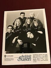Suddenly Susan Cast Photo 1998 Signed Reprint
