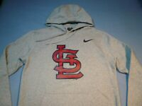 Nike St. Louis Cardinals Franchise BRAND NEW Hoodie Pullover MLB NWT M L XL