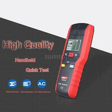 UNI-T UT387B Portable Wall Scanner Metal Wood AC Cable Wire Detector Finder Q5O1