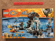 LEGO Legends of Chima Mammoth's Frozen Stronghold 70226 Factory Sealed BRAND NEW