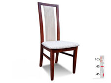Solid Wood Chair Dining Designer Leather Room K19