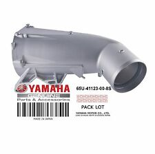 Yamaha Oem Outer Cover Exhaust 65U-41123-00-8S