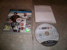 JEU PS3 PAL Version Française: FIFA 13