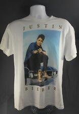 Justin Bieber Believe tour concert t-shirt LARGE