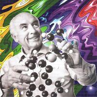 Colorful Albert Hofmann Blotter Art