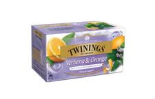 Twinings Tee Verbene Orange 25 x 1,5 g Beutel