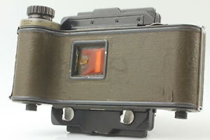 【Excellent】  Mamiya 6x7 Roll Film Back Holder w/M Adapter for Universal Press