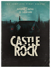 CASTLE ROCK: COMPLETE FIRST...-CASTLE ROCK: COMPLETE FIRST SEASON (3PC)  DVD NEW