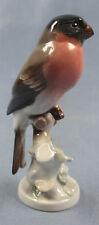 Gimpel Dompfaff vogel rosenthal porzellanfigur Porzellan figur wunderlich 1946